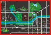 海山广场交通图