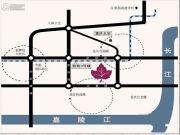 中渝梧桐郡梧桐公馆规划图