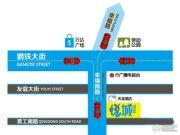 TOUCH悦城交通图