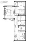 泰禾华发姑苏院子285平方米户型图