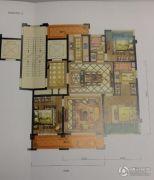 新希望・白麓城3室2厅2卫128--148平方米户型图