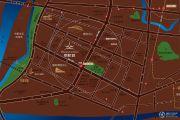华新城�Z园规划图
