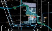 未来科学城-未来中心交通图