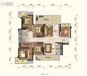 新希望・锦官城5室2厅2卫142平方米户型图