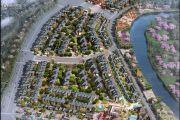 蓝光青城河谷规划图