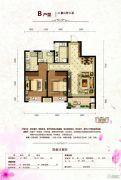 东方星城2室2厅2卫89--129平方米户型图