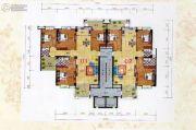 中阳豪苑4室2厅2卫147--176平方米户型图