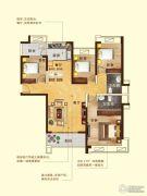 瀚宇天悦0室0厅0卫128--187平方米户型图