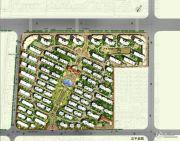 金桥花园规划图