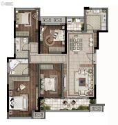礼悦江山4室2厅2卫0平方米户型图