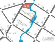 学府港湾交通图