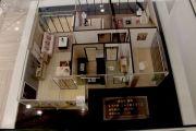 锦缘里嘉园2室2厅1卫82平方米户型图
