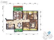 碧桂园・翡翠郡(肇庆大旺)3室2厅2卫96平方米户型图