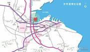 百年港湾交通图
