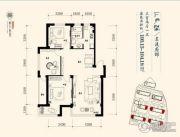 枫丹雅墅3室2厅1卫0平方米户型图