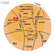 碧桂园假日半岛交通图