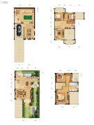 三水润园二期0室0厅0卫192平方米户型图