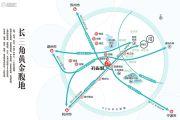 新西塘孔雀城交通图