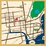 金帝世纪城交通图