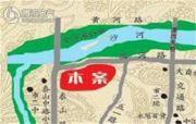 华东・温哥华交通图
