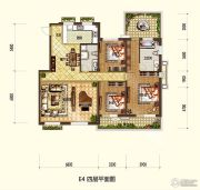 天茂湖2室2厅1卫218--480平方米户型图