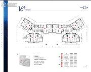 保利花园3室2厅2卫103--125平方米户型图