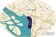 水晶湖郡交通图