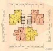 海泉湾77--89平方米户型图