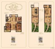 奕城・一号院3室4厅4卫255--275平方米户型图