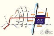 哈尔滨华南城交通图