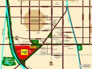 良城国际二期御景交通图
