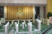 瑞景新城三期沙盘图
