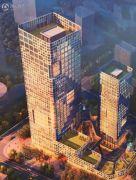 横琴民生电商国际金融大厦效果图