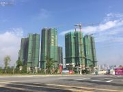 广州绿地城外景图