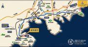 恒基碧桂园金石滩交通图