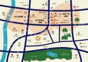 幸福天地交通图