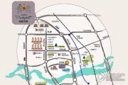 铂金汉城交通图