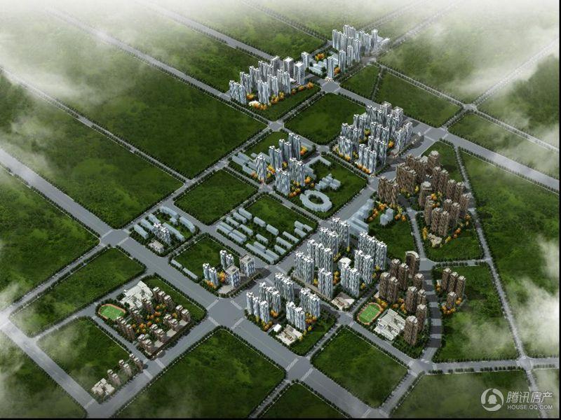 正商城总体规划