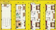 八桂凤凰城3室2厅5卫227平方米户型图