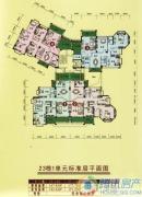 海逸豪庭0平方米户型图