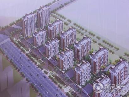 天成花苑户型面积62-137平米 均价为5000元/平