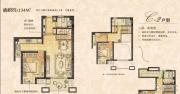 绿墅湾4室2厅2卫0平方米户型图