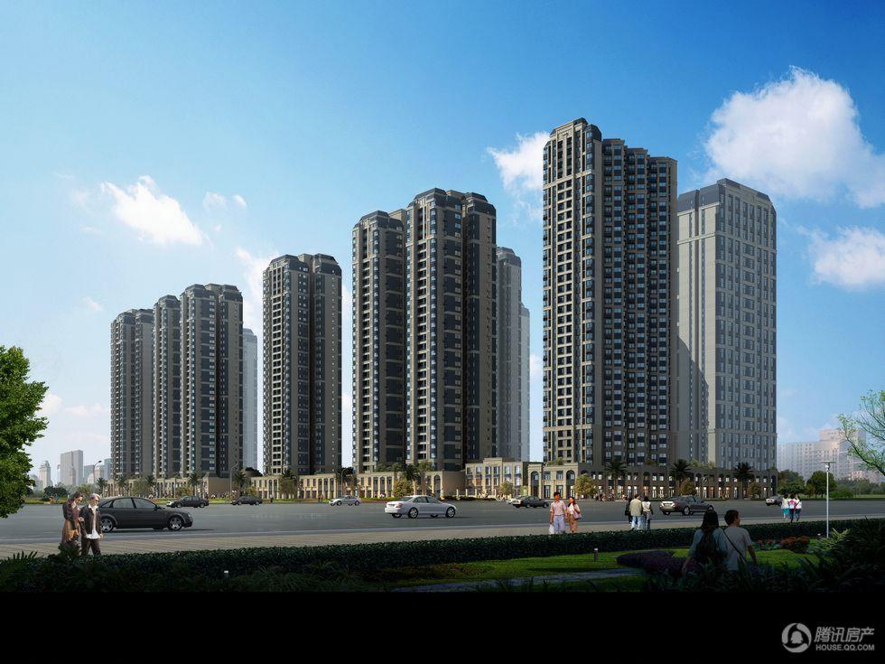 中海御湖熙岸82-123平米中央园景四房 预约5千抵5万