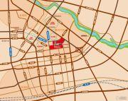 博皖广场交通图