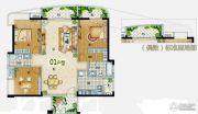 益华・山海郡3室2厅2卫130--140平方米户型图
