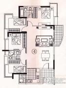 北部万科城0室0厅0卫0平方米户型图