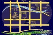 凌云・金域华城交通图
