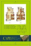 叶与城4室2厅3卫177--180平方米户型图