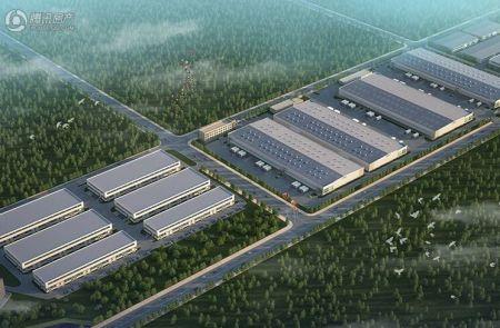 中国・北方健康食品产业园