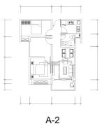金地・格林泊乐0平方米户型图